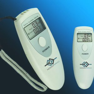 Alcol test gadget